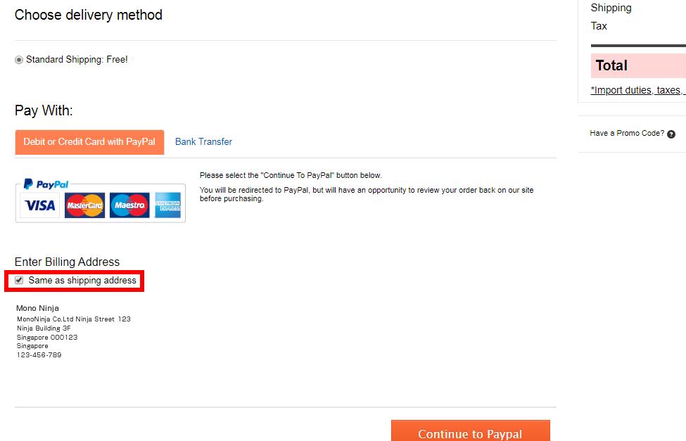 How to Buy - MonotaRO Singapore